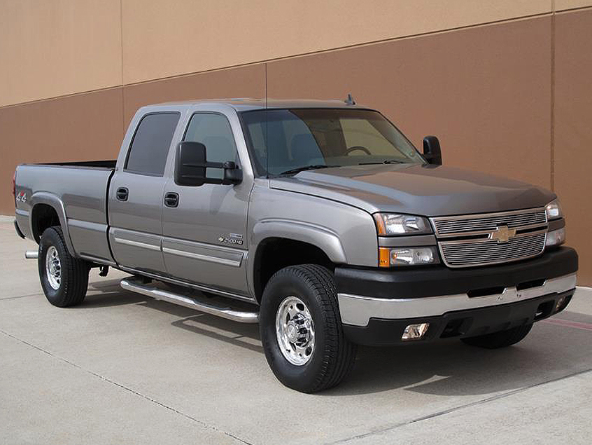 Service Manual All Car Manuals Free 2000 Chevrolet 2500