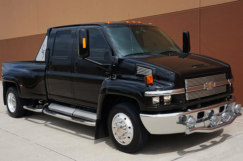 Chevy Kodiak C4500 Chevy Kodiak C4500 Medium Duty Your Very Own ...