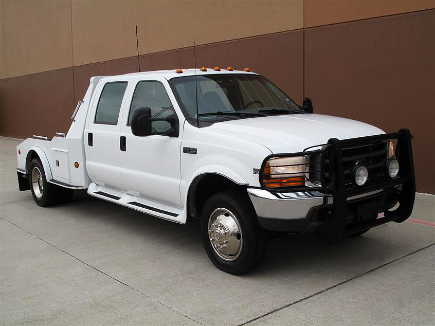 purchase used 1999 ford f 450 super duty xlt crew cab. Black Bedroom Furniture Sets. Home Design Ideas